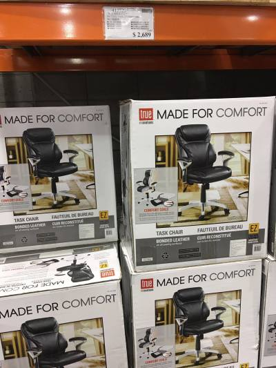 Costco True Innovations Task Chair